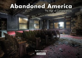 Abandoned America book cover